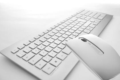 clavier souris sans fil design