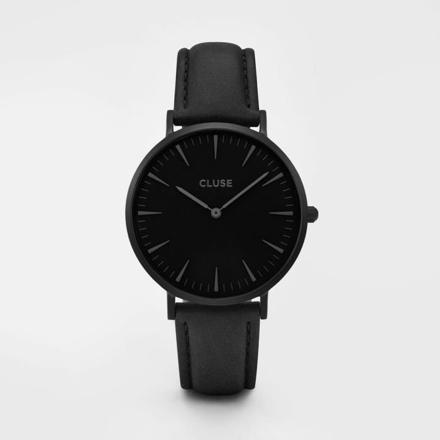 cluse montre noir