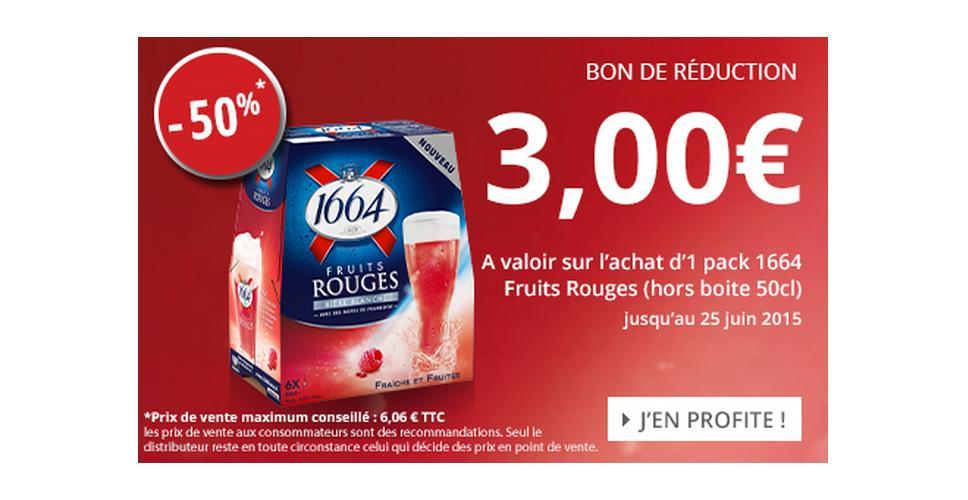 code reduction fruit rouge