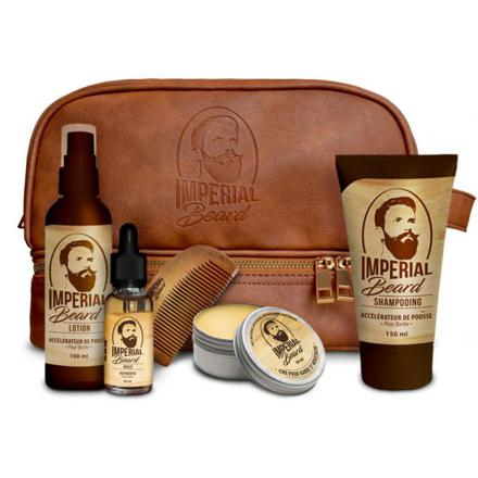 coffret cadeau soin de la barbe