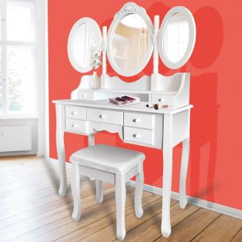 coiffeuse 3 miroirs