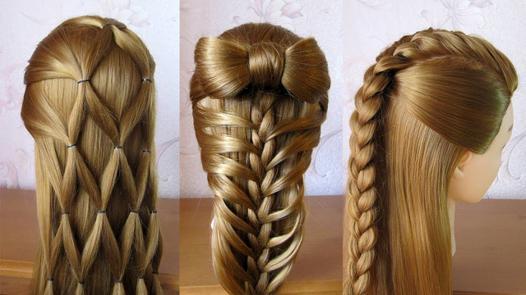 coiffure cheveux long