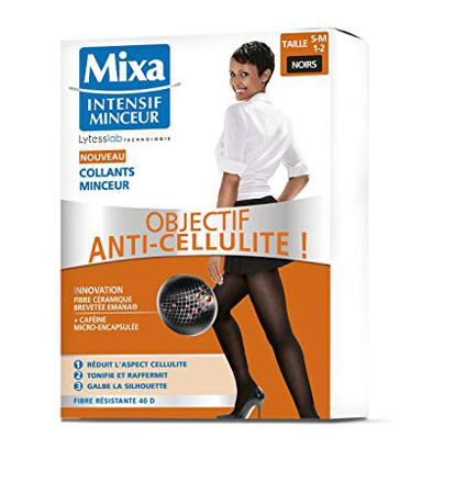 collant amincissant cafeine
