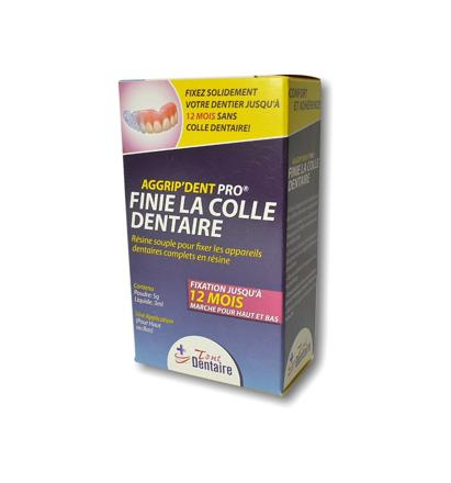 colle extra forte pour dentier