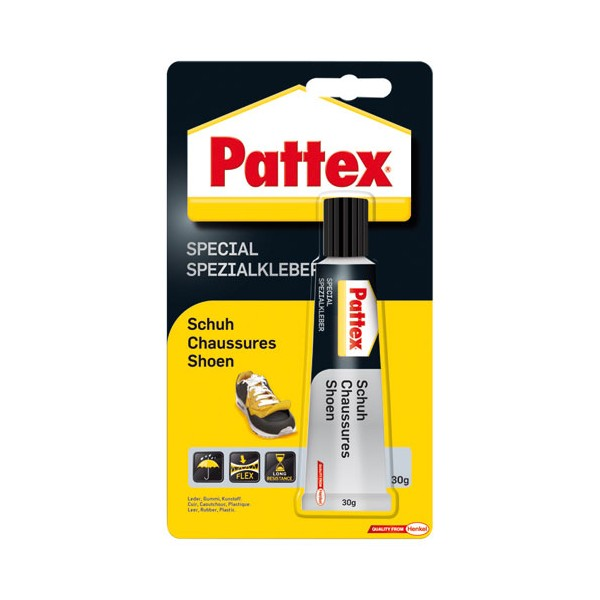 colle pattex chaussure