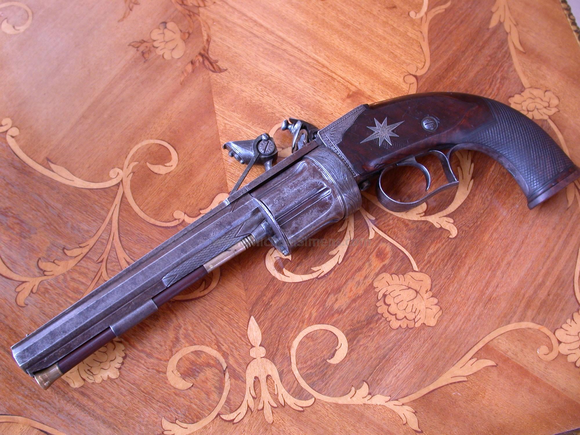 collier revolver