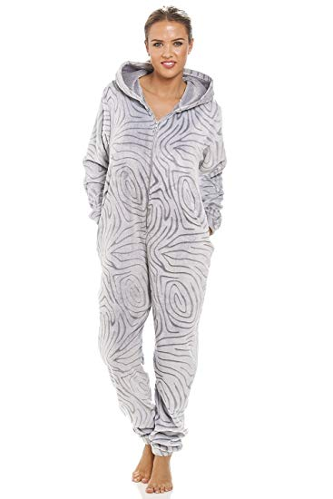 combinaison pyjama polaire