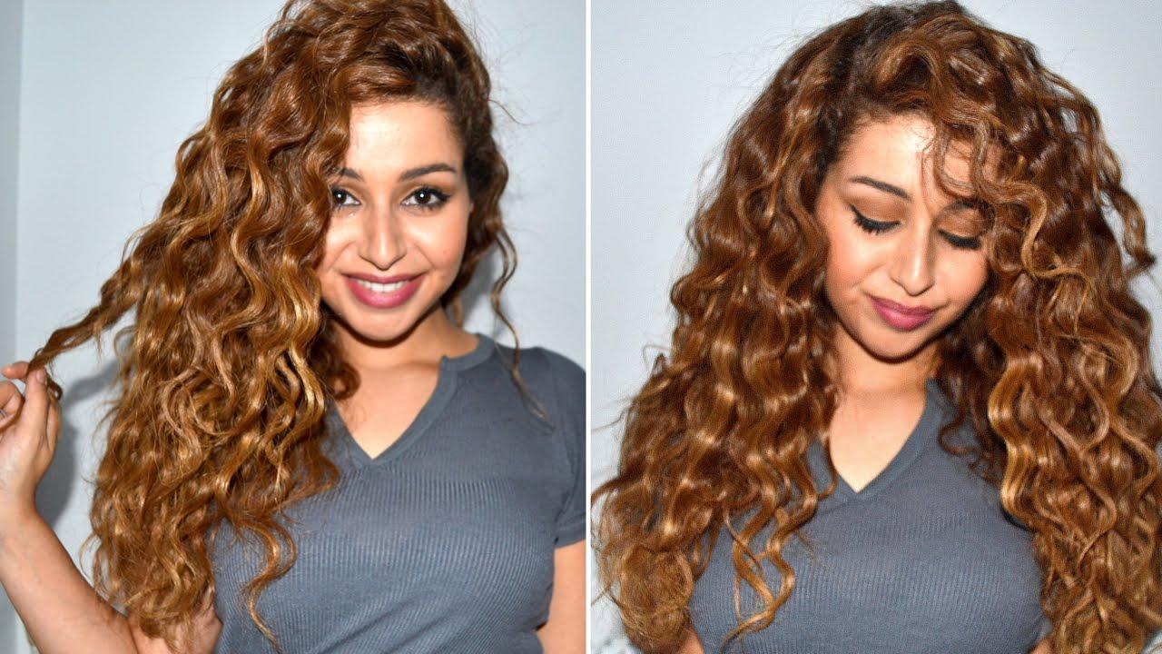 comment avoir des cheveux ondulés