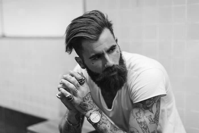 comment avoir une barbe lisse
