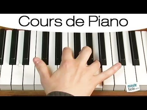 comment faire du piano