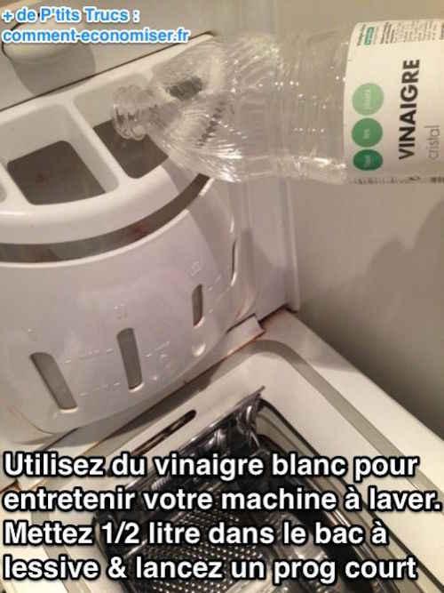 comment laver du blanc en machine