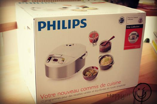 commis de cuisine philips