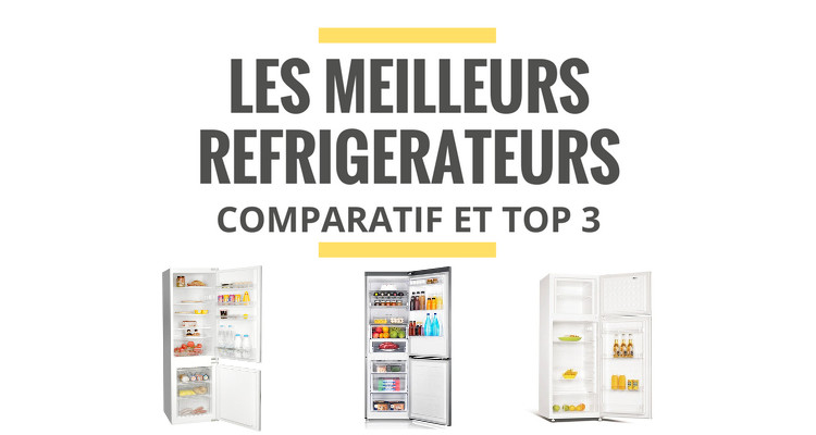 comparateur de refrigerateur