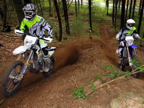 comparatif enduro 250