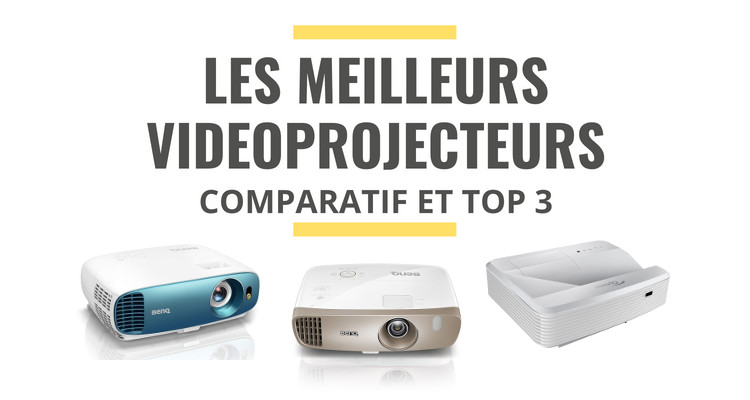 comparatif projecteur