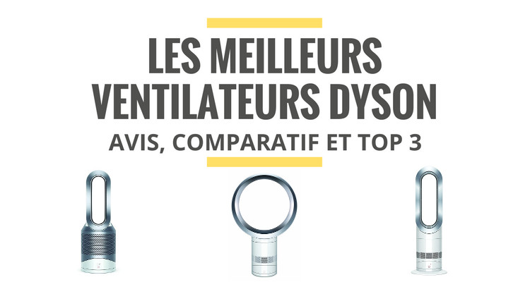 comparatif ventilateur