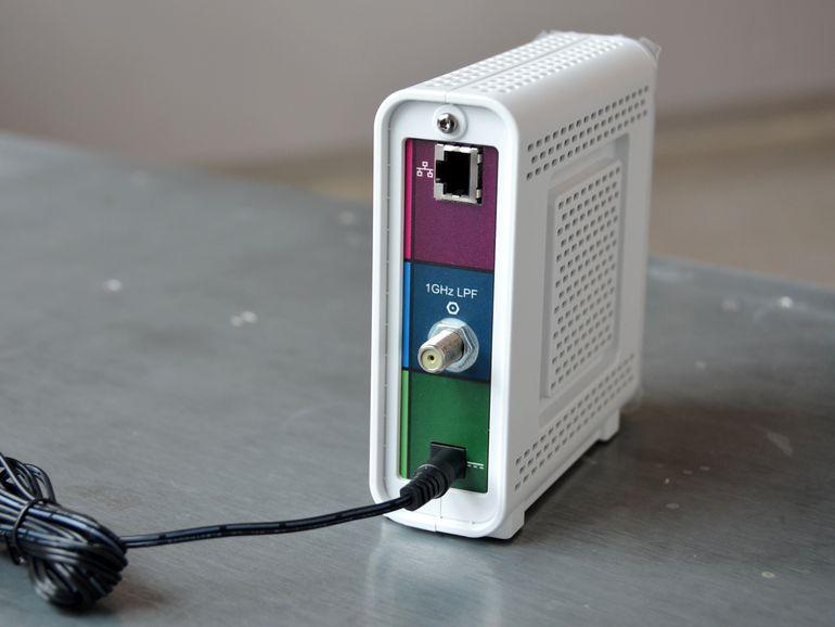 compare modems