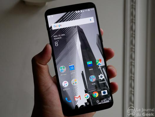 comparer deux smartphones