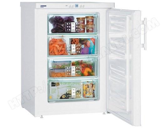 congelateur table top pas cher