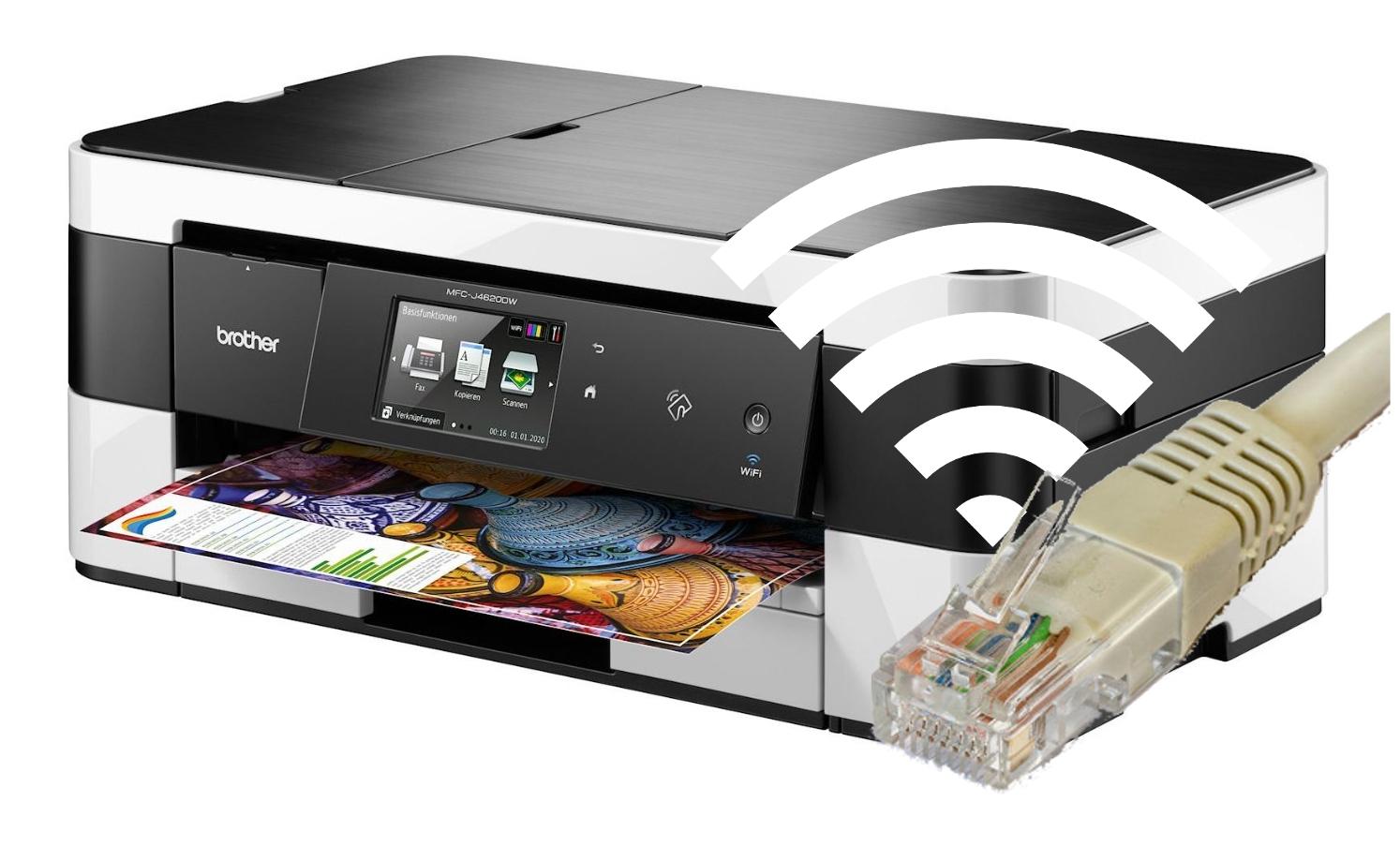 connecter imprimante wifi epson