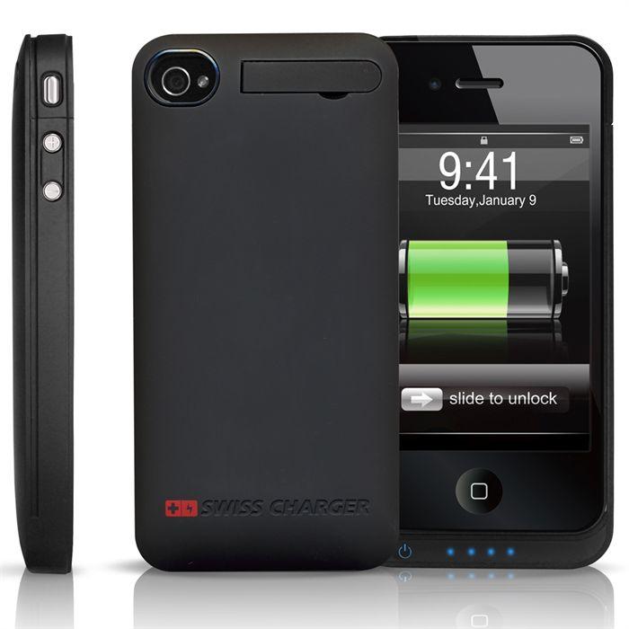 coque batterie iphone 4