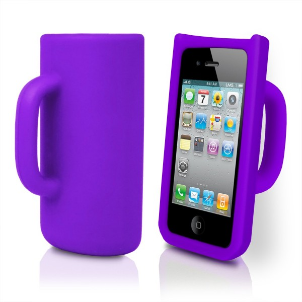 coque en silicone iphone 4