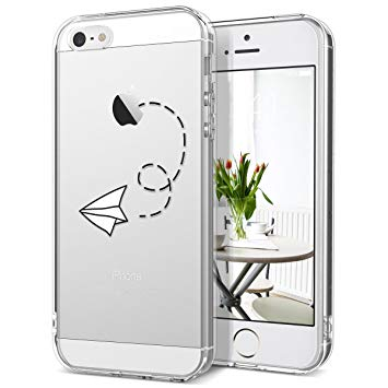 coque iphone 5s transparente motif