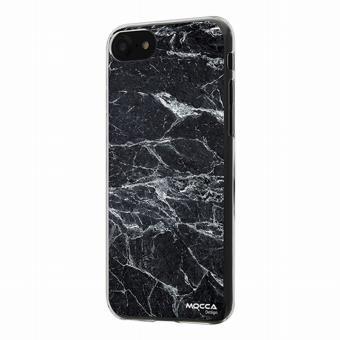 coque iphone 7 marbre noir