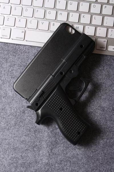 coque pistolet iphone 6