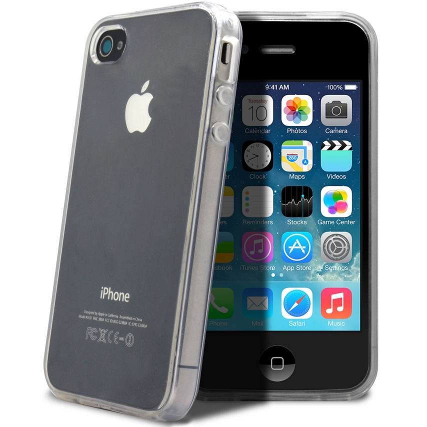 coque souple iphone 4