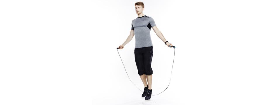 corde a sauter fitness