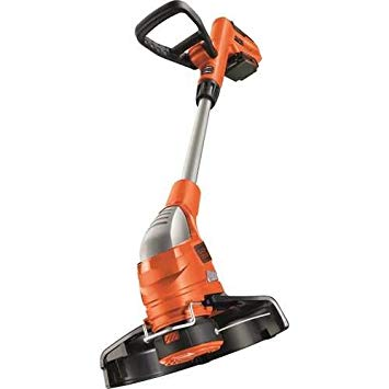 coupe bordure black et decker batterie