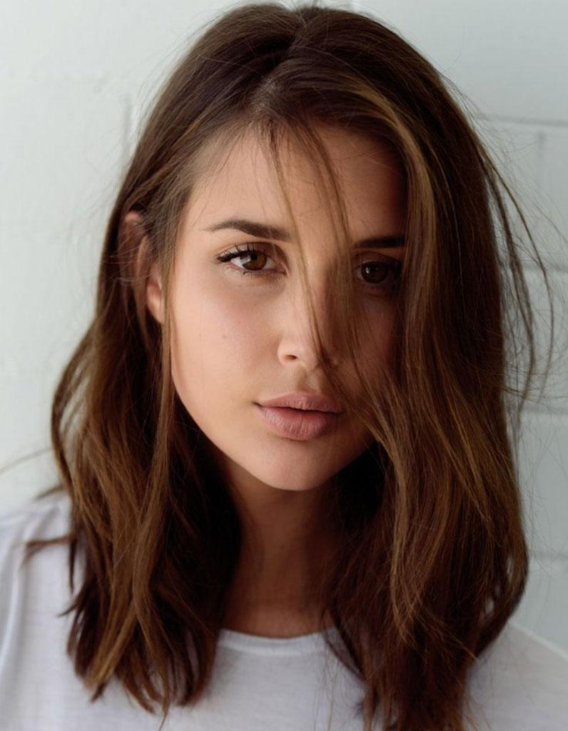coupe de cheveux visage fin