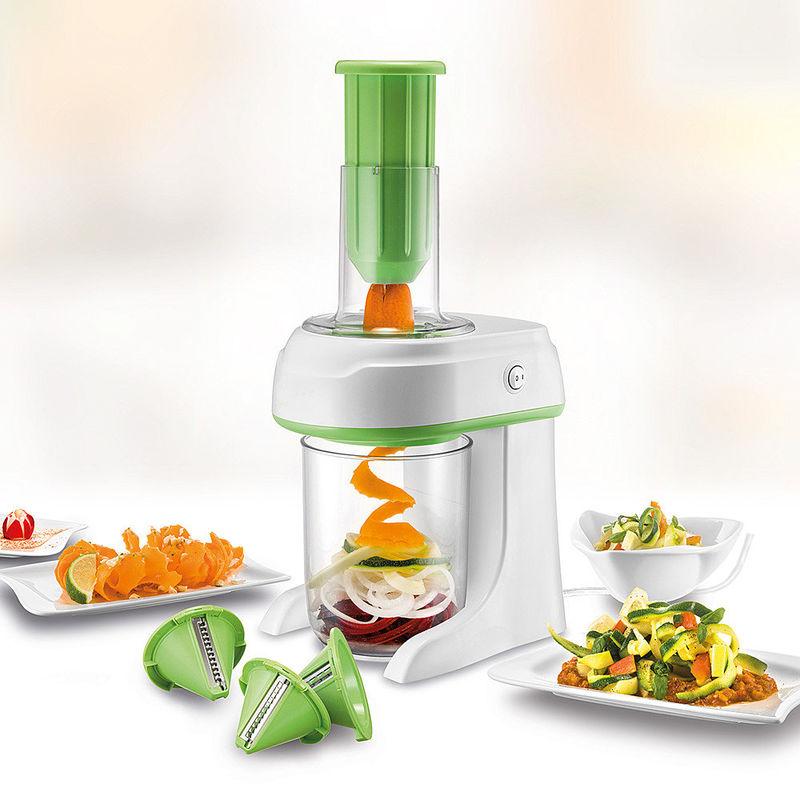 coupe légumes électrique