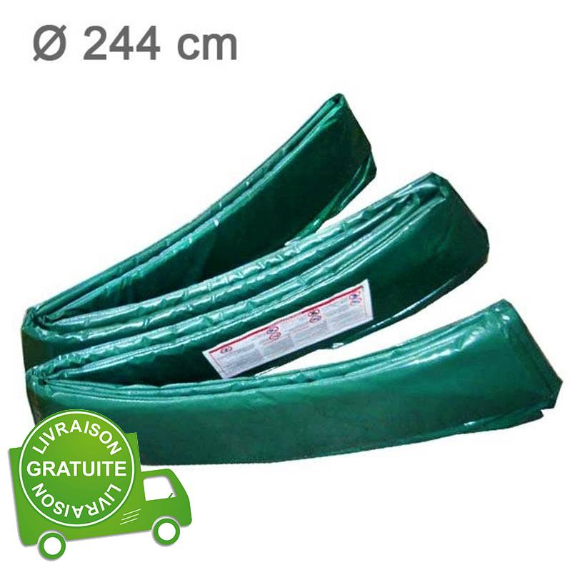 coussin de protection trampoline 244