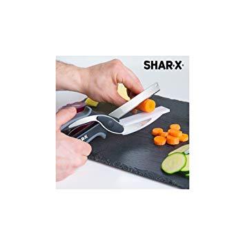 couteau avec planche integree