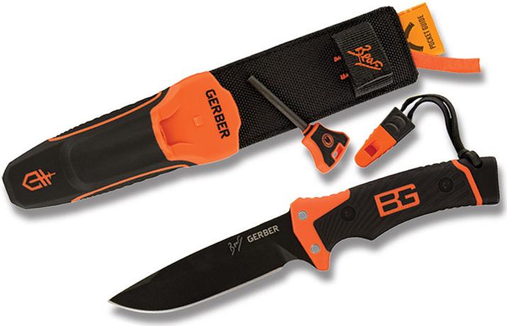 couteau de survie bear grylls ultimate pro