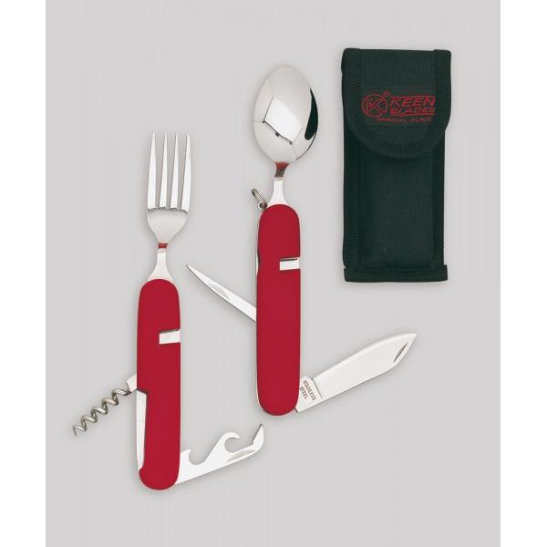 couteau multifonction fourchette