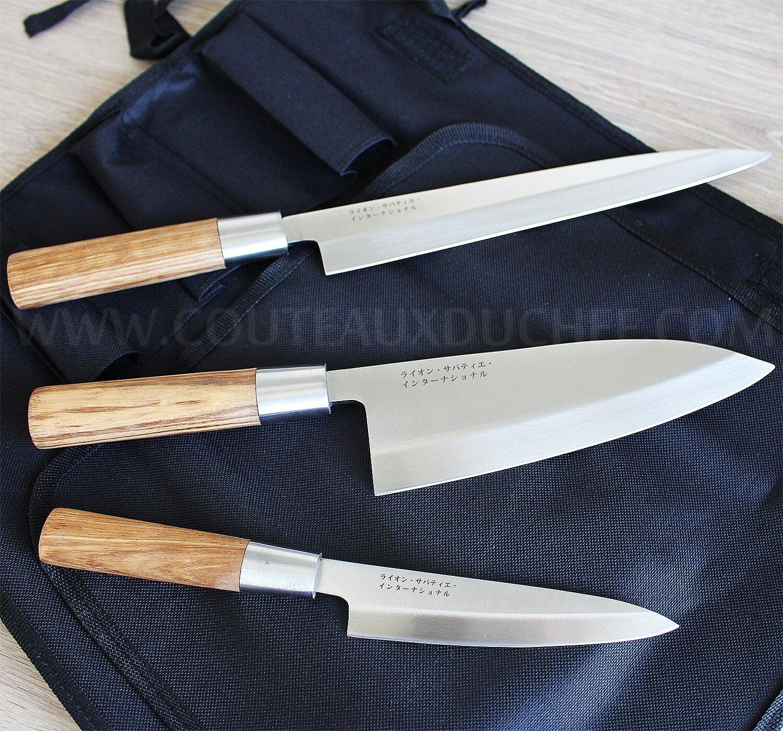 couteau sabatier japonais
