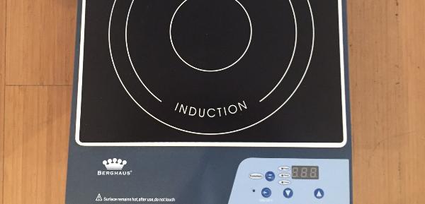 crepe plaque induction