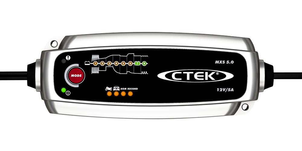 ctek mxs