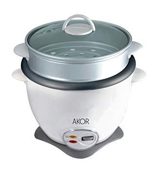 cuiseur riz et vapeur akor
