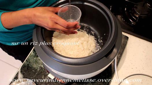 cuisson riz autocuiseur