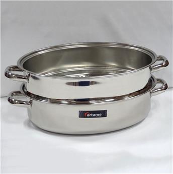 cuit vapeur ovale