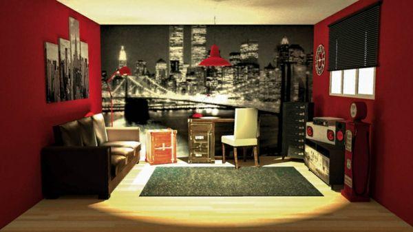 deco chambre new york