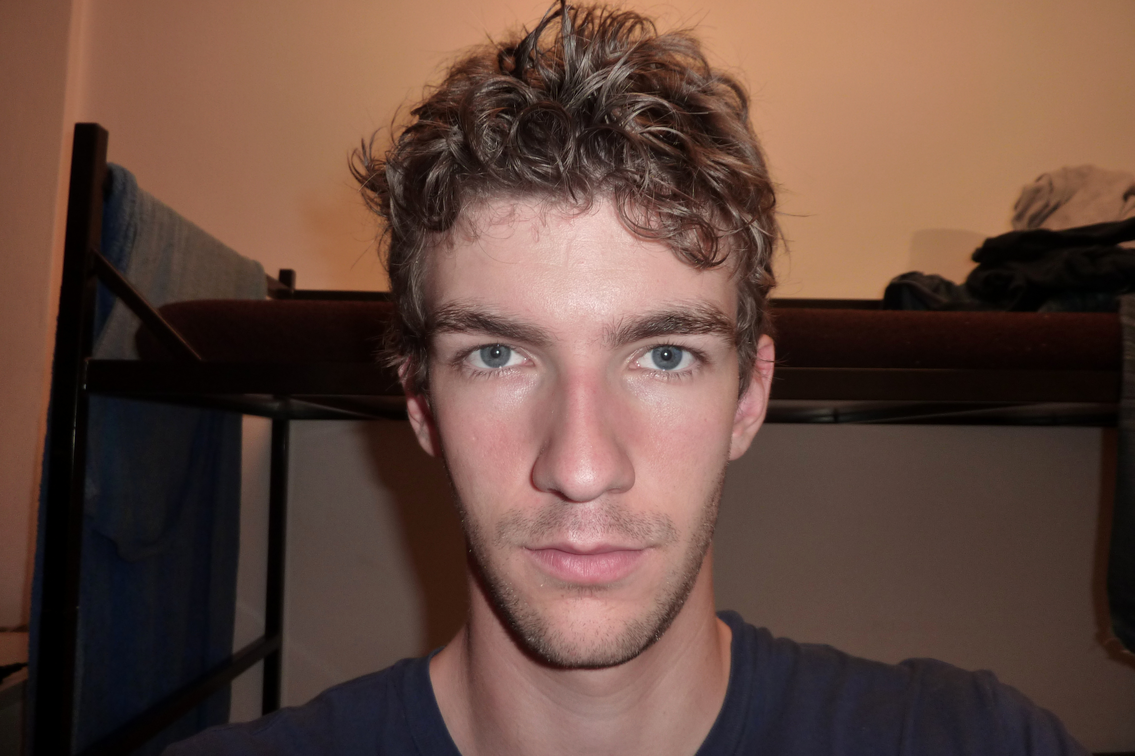 désépaissir cheveux homme