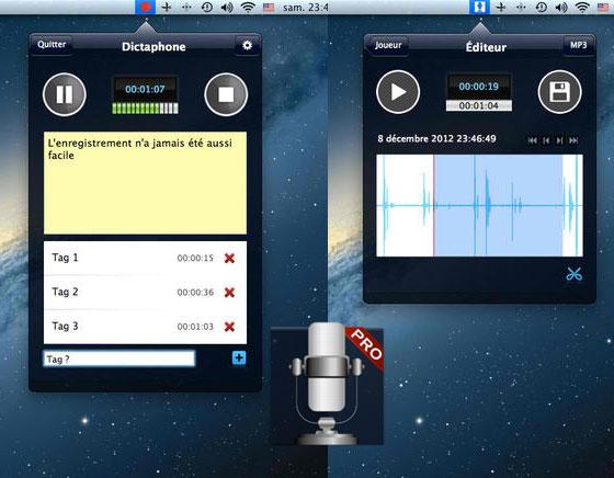 dictaphone mac