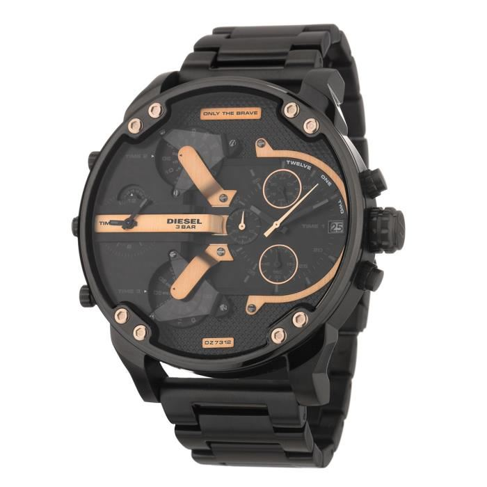 diesel montre homme prix