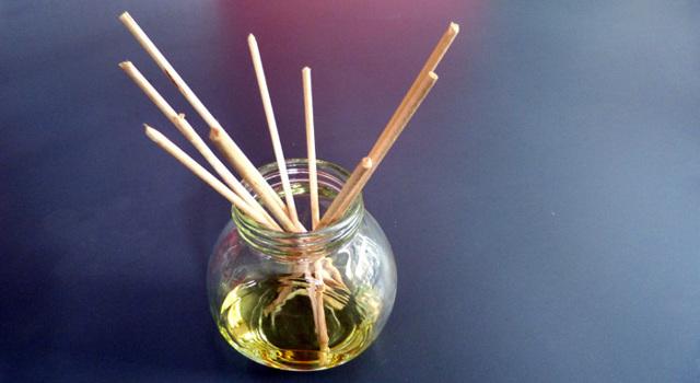 diffuseur huiles essentielles maison