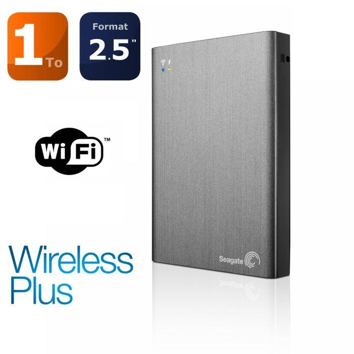 disque dur externe 1to wifi